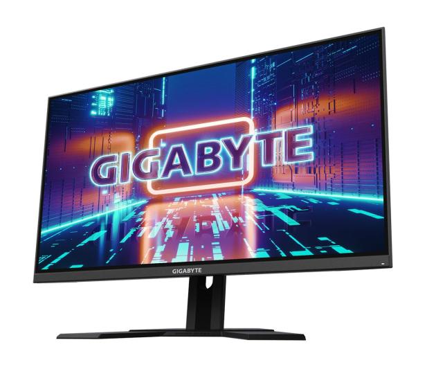 Gigabyte G27F czarny - 576721 - zdjęcie 4
