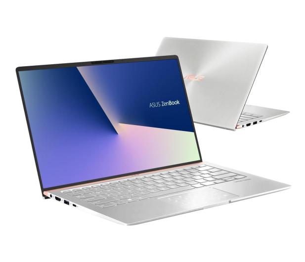 ASUS ZenBook 14 UX433FAC i5-10210U/8GB/512 - 578194 - zdjęcie