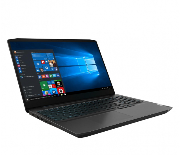 Lenovo IdeaPad Gaming 3-15 i5/16GB/256/Win10 GTX1650Ti - 578516 - zdjęcie