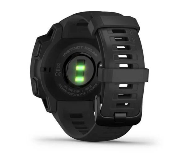 Garmin Instinct Tactical Solar czarny  - 578835 - zdjęcie 4