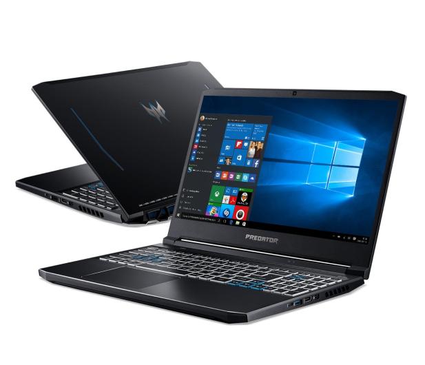 Acer Helios 300 i7-10750H/16GB/1TB/W10PX/RTX2070 240Hz - 571743 - zdjęcie