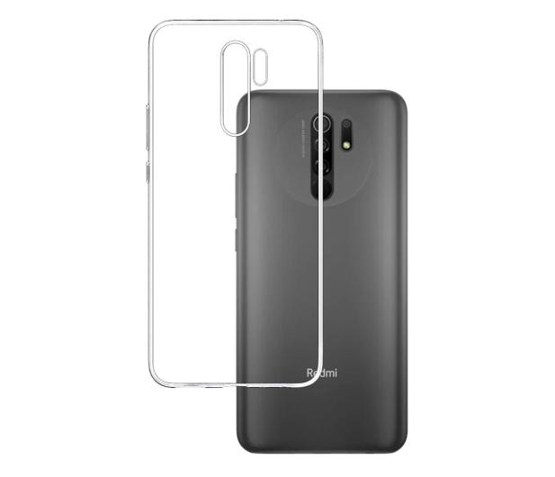 3mk Clear Case do Xiaomi Redmi 9 - 580461 - zdjęcie