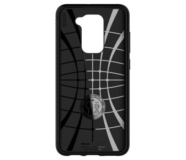 Spigen Rugged Armor do Xiaomi Redmi Note 9 czarny - 583609 - zdjęcie 4