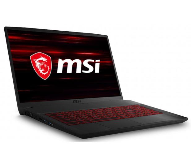 MSI GF75 i7-9750H/16GB/512 RTX2060 144Hz - 583143 - zdjęcie 2