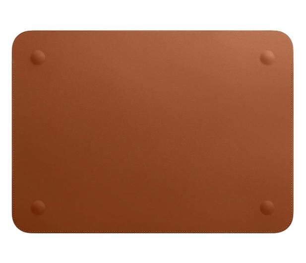 "Apple Skórzany futerał na MacBook Pro | Air 13"" brąz - 584249 - zdjęcie 2"