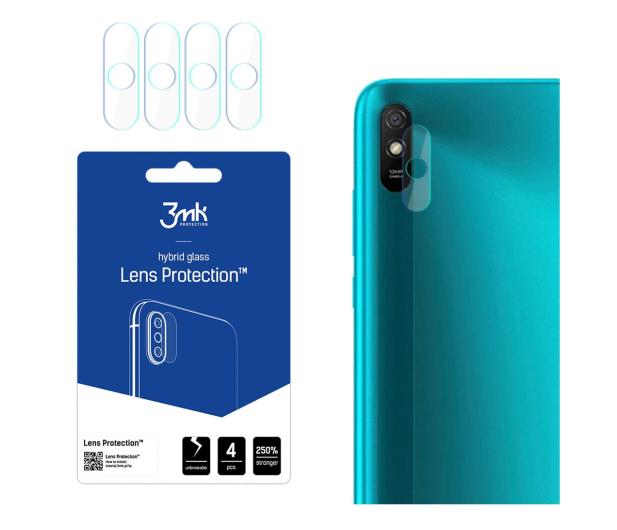 3mk Lens Protection na Xiaomi Redmi 9A - 584273 - zdjęcie