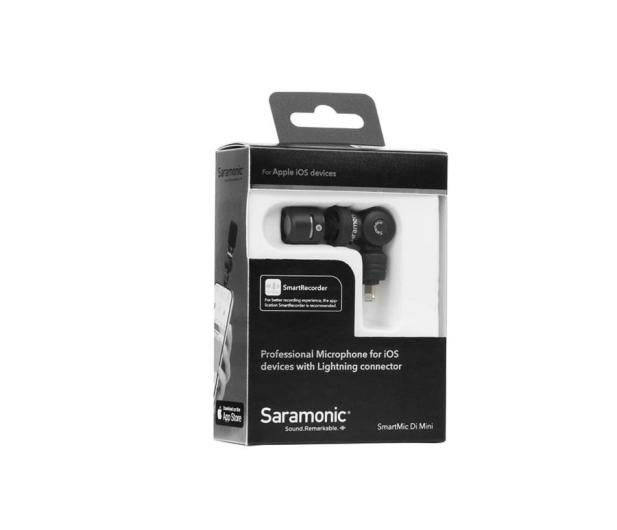 Saramonic SmartMic Di Mini (Lightning) - 584542 - zdjęcie 3