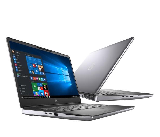 Dell Precision 7750 i7-10850/32GB/1TB/Win10P RTX4000 - 573941 - zdjęcie