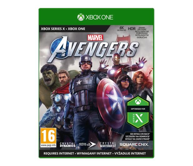 Xbox Marvel's Avengers - 504045 - zdjęcie