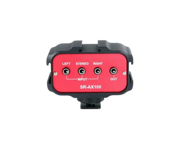 Saramonic Adapter audio SR-AX100 - 584602 - zdjęcie
