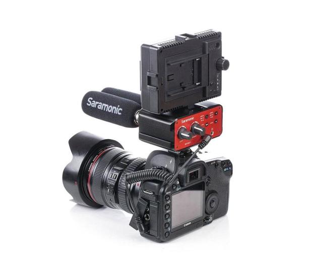 Saramonic Adapter audio SR-PAX1 - 584603 - zdjęcie 2