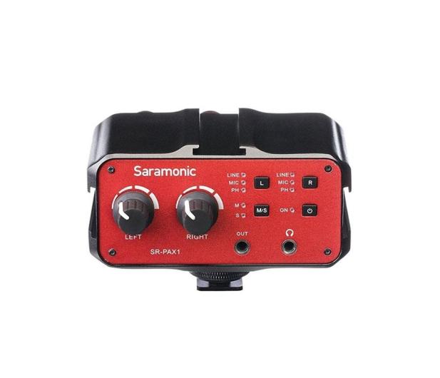 Saramonic Adapter audio SR-PAX1 - 584603 - zdjęcie