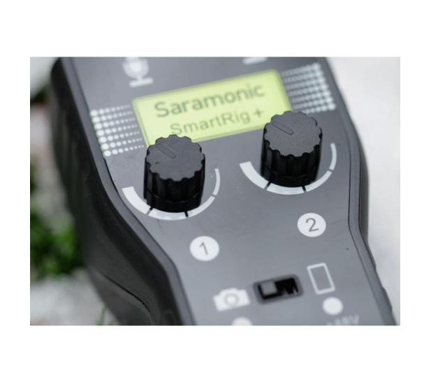 Saramonic SmartRig+ (mini Jack) - 584606 - zdjęcie 4