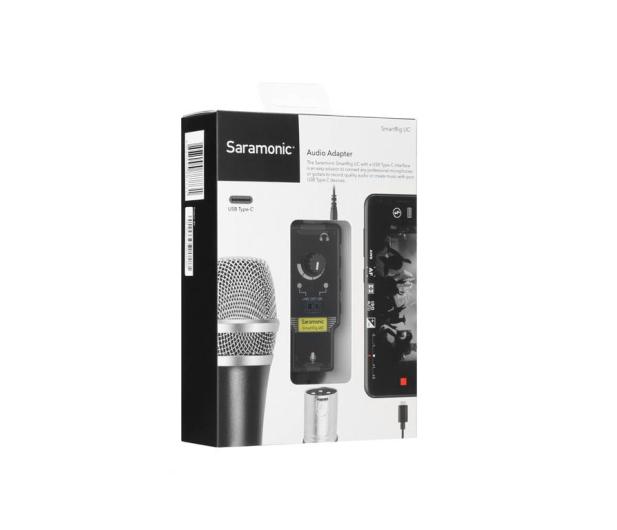 Saramonic SmartRig UC (USB-C) - 584612 - zdjęcie 4