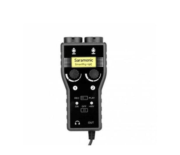 Saramonic SmartRig+ UC (USB-C) - 584613 - zdjęcie