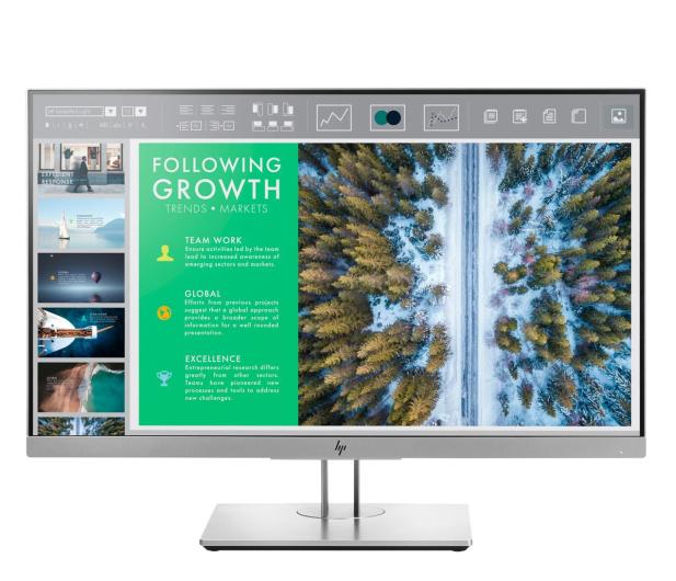 HP EliteDisplay E243 - 585066 - zdjęcie