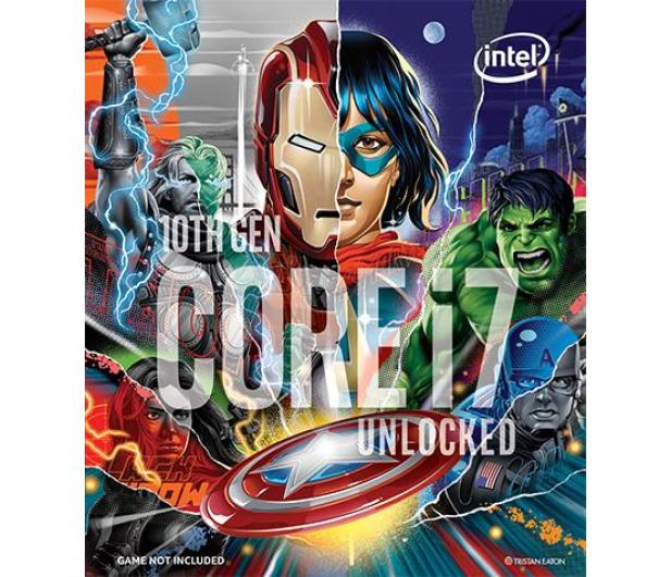 Intel Core i7-10700K Avengers Edition - 586237 - zdjęcie 2