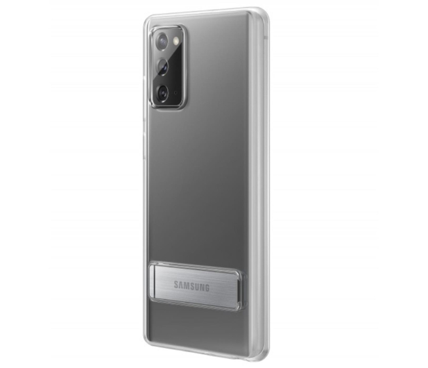 Samsung Clear Standing Cover do Galaxy Note 20   - 582466 - zdjęcie 2
