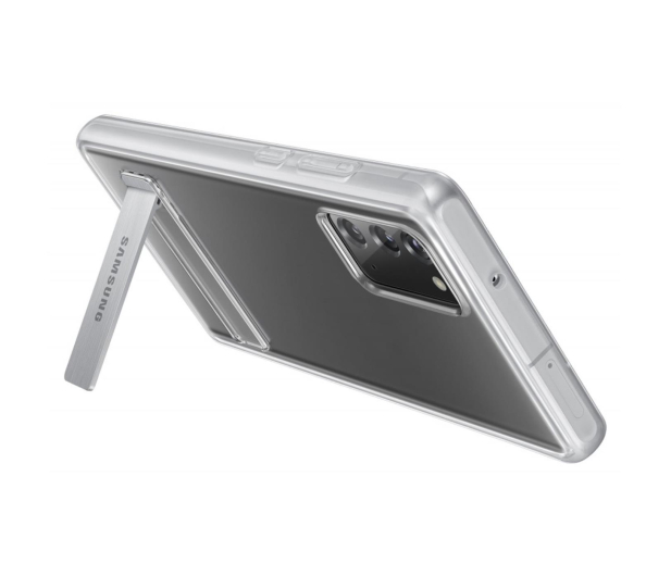 Samsung Clear Standing Cover do Galaxy Note 20   - 582466 - zdjęcie 4