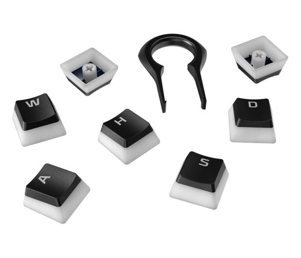 HyperX PBT Pudding Keycap Black - 586884 - zdjęcie