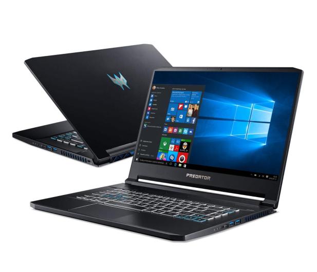 Acer Triton 500 i7-10750H/32GB/1TB/W10X RTX2080 300Hz - 571758 - zdjęcie