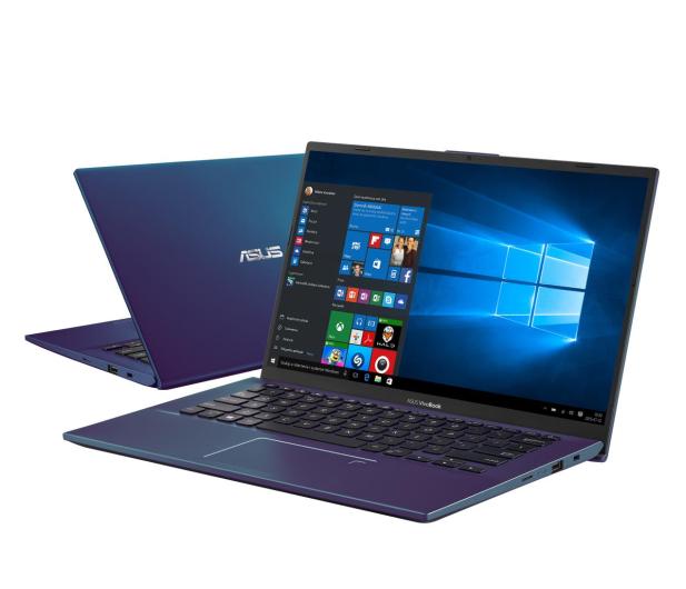 ASUS VivoBook 14 X412FL i5-10210/8GB/512/W10 MX250 - 586644 - zdjęcie