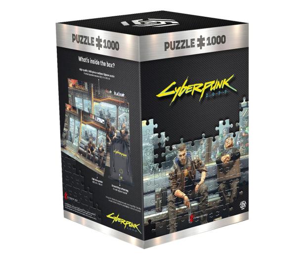 CENEGA Cyberpunk 2077: Metro puzzles 1000 - 586038 - zdjęcie