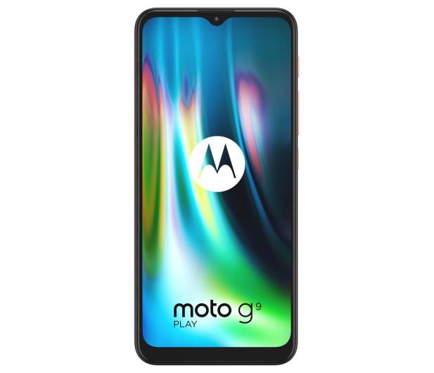 Motorola Moto G9 Play 4/64GB Purple Rose + 64GB - 588685 - zdjęcie 2