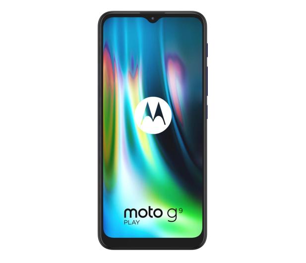Motorola Moto G9 Play 4/64GB Dual SIM Sapphire Blue - 587354 - zdjęcie