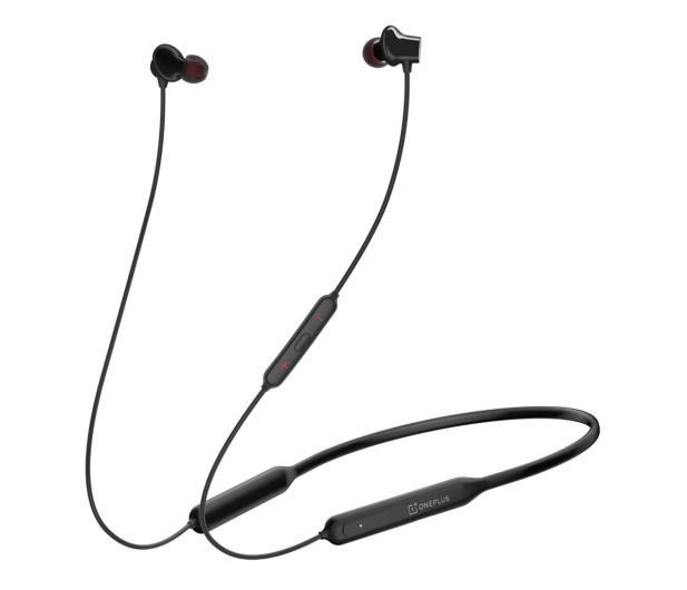 OnePlus Bullets Wireless Z Black - 558984 - zdjęcie