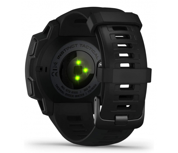 Garmin Instinct Tactical Czarny - 585986 - zdjęcie 3