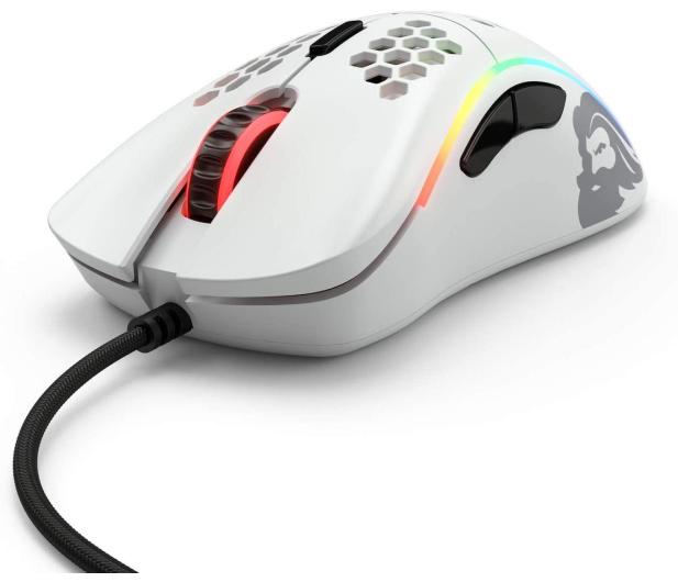 Glorious PC Gaming Race Model D- (Matte White) - 586004 - zdjęcie 2
