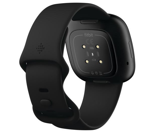 Fitbit Versa 3 czarna + Fitbit Premium - 587718 - zdjęcie 3