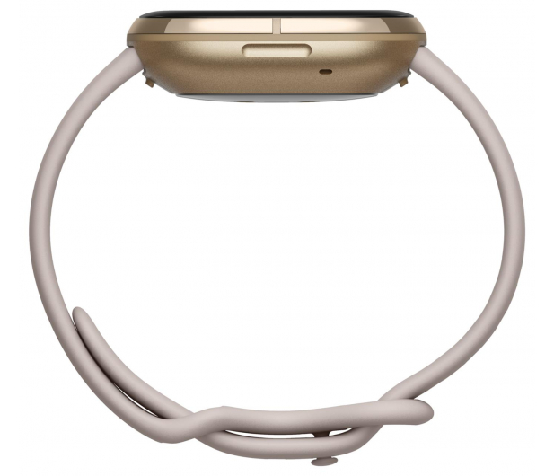 Fitbit Sense złoto beżowy + Fitbit Premium - 587726 - zdjęcie 3