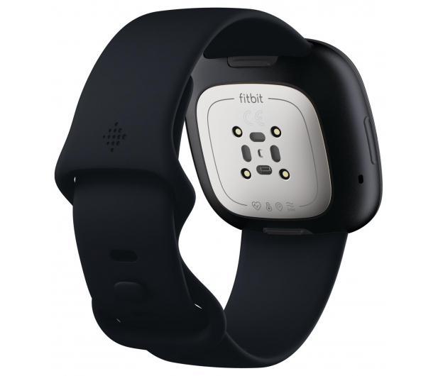 Fitbit Sense czarny + Fitbit Premium - 587725 - zdjęcie 3