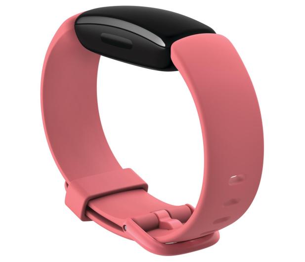 Fitbit Inspire 2 czarno różowy + Fitbit Premium - 587724 - zdjęcie 3