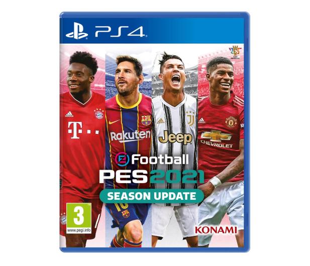 PlayStation eFootball PES2021 : Season Update - 580771 - zdjęcie