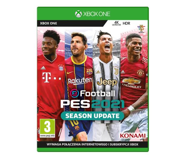 Xbox eFootball PES2021 : Season Update - 580773 - zdjęcie