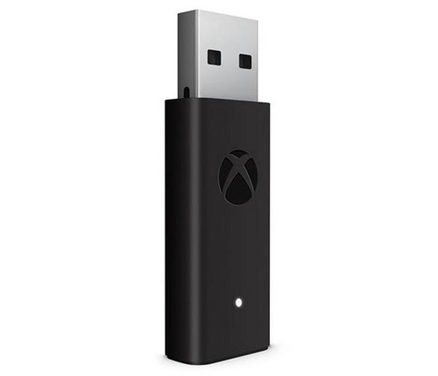 Microsoft Xbox Wireless Adapter for PC (W10) - 586672 - zdjęcie 2