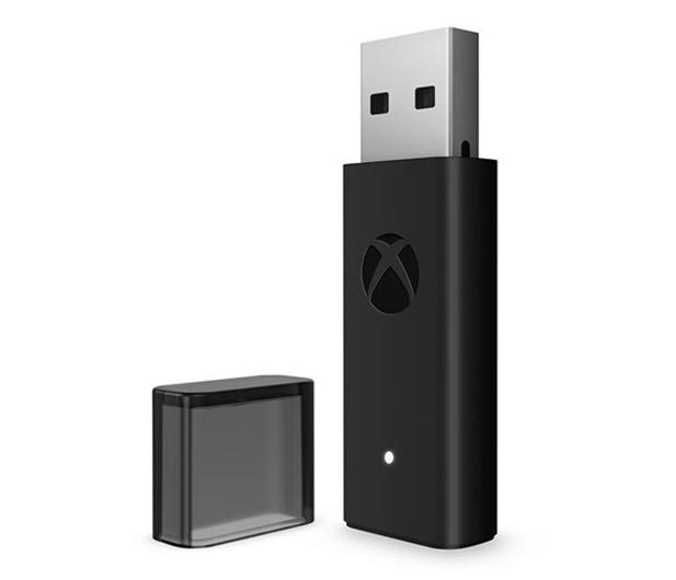 Microsoft Xbox Wireless Adapter for PC (W10) - 586672 - zdjęcie