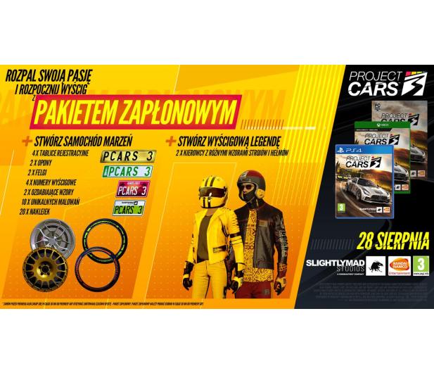 PlayStation Project Cars 3 - 572964 - zdjęcie 2