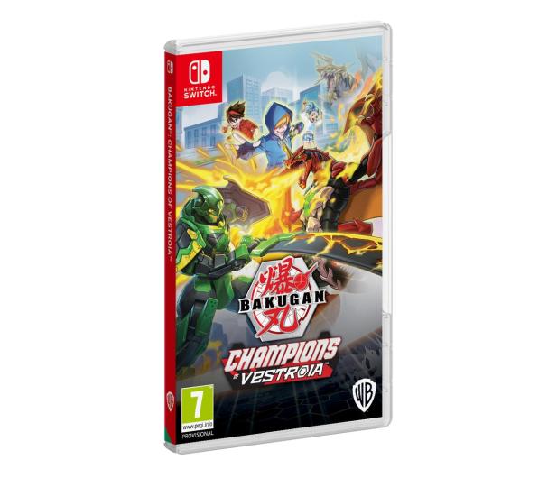 Switch Bakugan: Champions of Vestroia - 586687 - zdjęcie