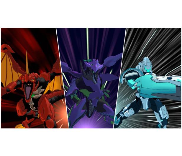 Switch Bakugan: Champions of Vestroia - 586687 - zdjęcie 4