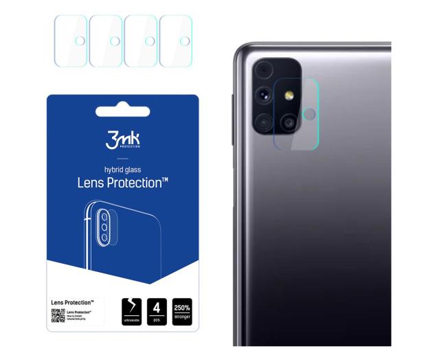 3mk Lens Protection na Obiektyw do Samsung Galaxy M31s - 586742 - zdjęcie