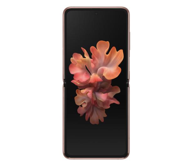 Samsung Galaxy Z Flip 5G SM-F707F Brown - 587877 - zdjęcie 2