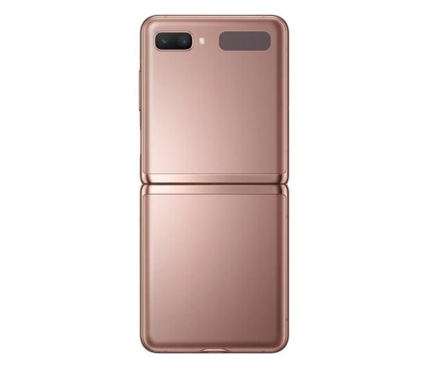 Samsung Galaxy Z Flip 5G SM-F707F Brown - 587877 - zdjęcie 3