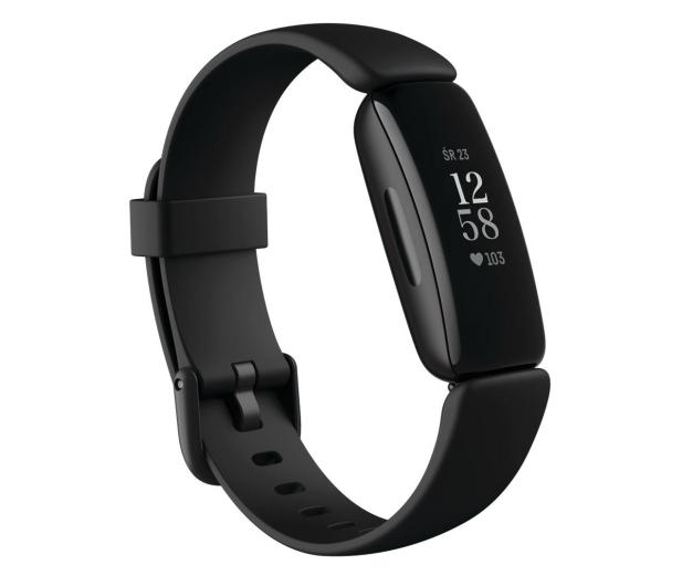 Fitbit Inspire 2 czarna + Fitbit Premium - 587722 - zdjęcie