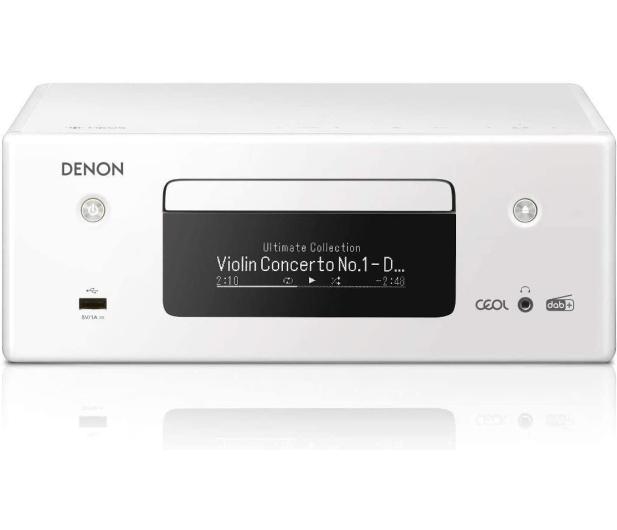 Denon CEOL N11 DAB Biały - 588081 - zdjęcie 2