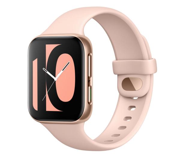 OPPO Watch 41mm różowy NFC - 587705 - zdjęcie
