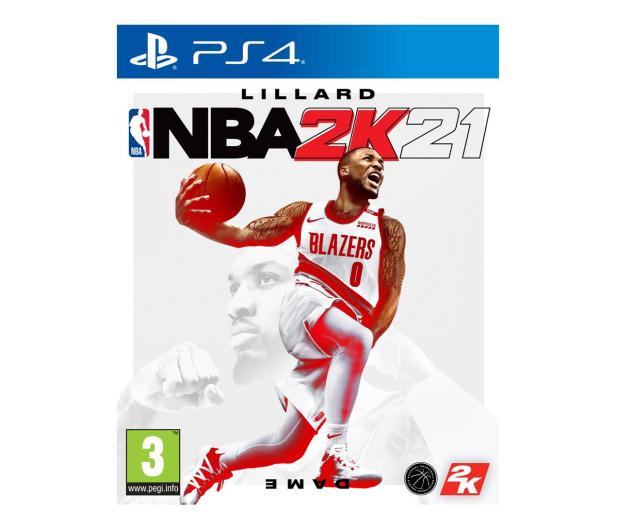 PlayStation NBA 2K21 - 578592 - zdjęcie